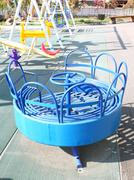 Children's attractions Stock Photos