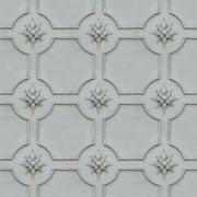 Wrought Iron Surface. Seamless Texture. Stock Illustration