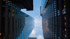 Navigating through City - stock footage
