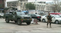 Anti Terrorist Forces at scene of Terror Attack in Islamabad, Pakistan Footage