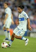Walter Erviti of Boca Juniors - stock photo