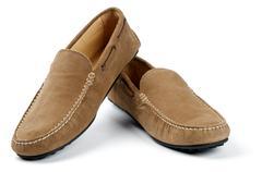 Säämiskällä miesten kengät Kuvituskuvat