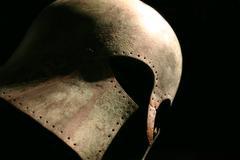 Medieval armour Stock Photos