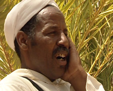 Muslim call to prayer Stock Footage