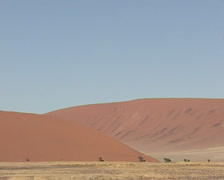 Namib desert Stock Footage