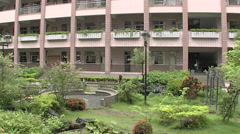 Chung Hsing University Stock Footage