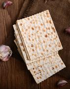 passover bread - stock photo