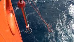 Turbulence profiler - stock footage