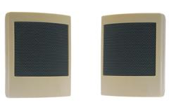 Acoustic system. Stock Photos