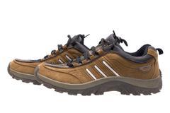 sports footwear. - stock photo