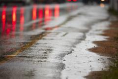 Road sateessa Kuvituskuvat