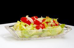 Stock Photo of vegetable salad