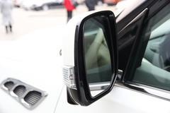Automobile rear-view mirror Stock Photos