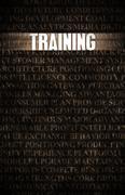 Training Stock Illustration