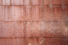 rusty wall texture - stock photo