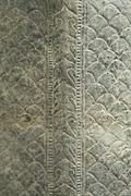 Antique bronze texture Stock Photos