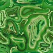 Structure of a mineral malachite seamless pattern. Stock Illustration