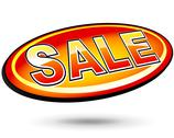 Stock Illustration of vector sale icon