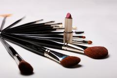 Stock Photo of make-up