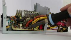 repair bp 4525 - stock footage