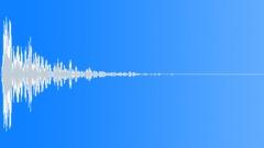 Deep Impact - sound effect