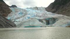 Alaska - Davidson Glacier 14 Stock Footage