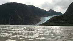 Alaska - Davidson Glacier 11 Stock Footage