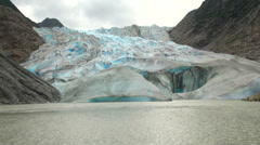 Alaska - Davidson Glacier 8 Stock Footage