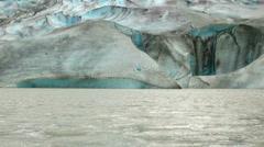 Alaska - Davidson Glacier 7 Stock Footage