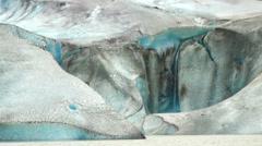 Alaska - Davidson Glacier 5 - stock footage