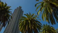Stock Video Footage of Embarcadero Street in San Francisco