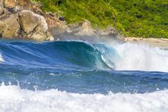 Stock Photo of Ocean wave