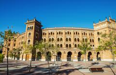 las ventas bullring - stock photo