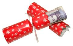Cost Of Christmas - stock photo