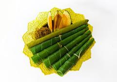 green betel - stock photo