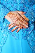 Henna Stock Photos