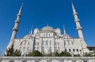 Stock Photo of Blue mosque, Istanbul, Turkey