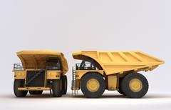 Mover vehicle Stock Illustration