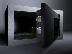 Small vault Stock Illustration