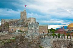 Rabat fortress - stock photo
