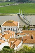 City hall of Alcacer do Sal, Alentejo, Portugal - stock photo