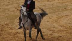 Rodeo, Horses, Farm Animals Stock Footage