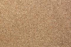 empty brown bulletin board - stock photo