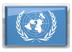 united nations - stock photo