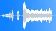 Cartoon singer victory shout Sound Effect