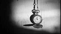 Clock dream 2 Stock Footage