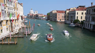 Stock Video Footage of Venice Grand Canal 01