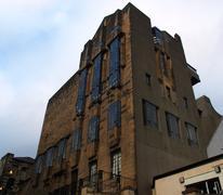 Glasgow School of Art - stock photo