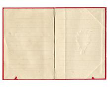 Stock Photo of Blank paper