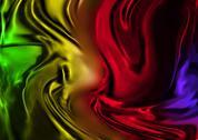 Stock Illustration of Silk Rainbow